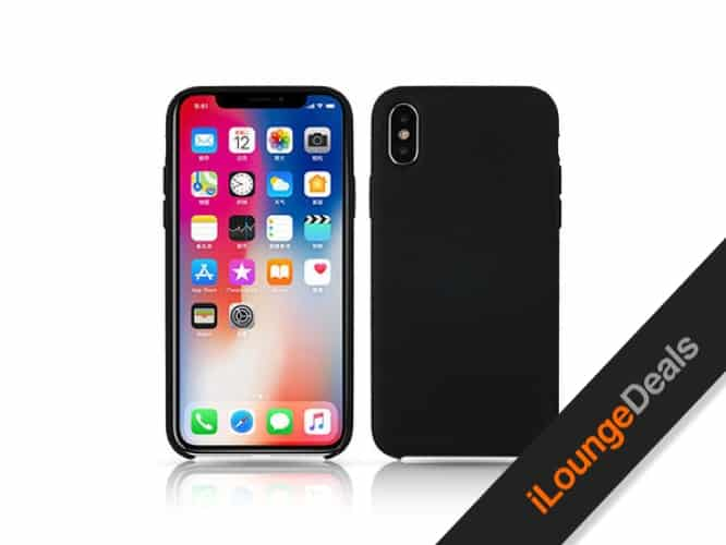 Daily Deal: iPM Silicone iPhone X Series Case