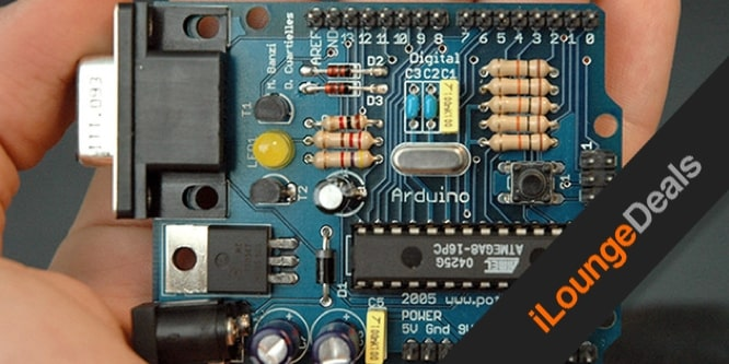 Daily Deal: The Complete Arduino Starter Kit & Course Bundle