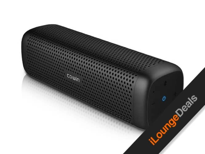 Daily Deal: COWIN 6110 Portable Bluetooth Speaker