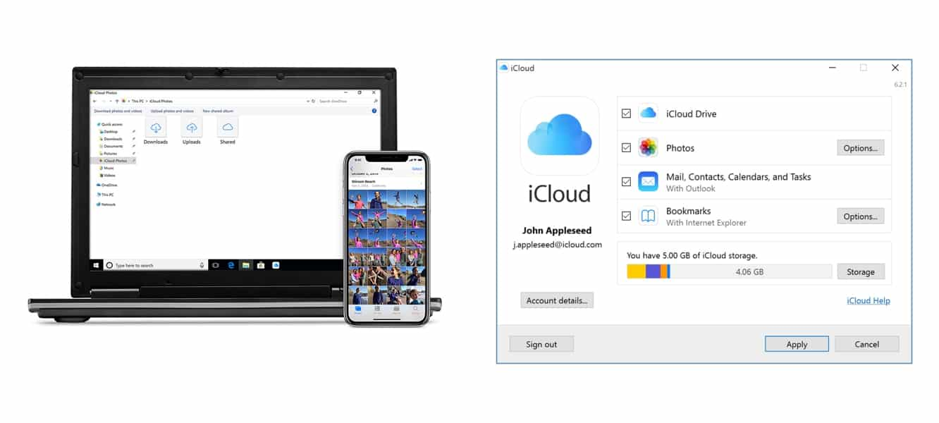 Apple updates iCloud for Windows to resolve Windows 10 update compatibility problems