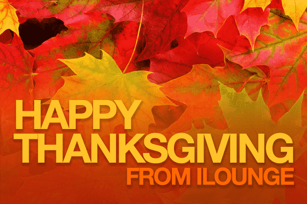 Happy Thanksgiving 2018 from iLounge!