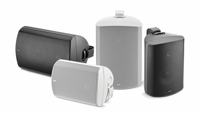 Focal unveils new 100 Series outdoor loudspeakers