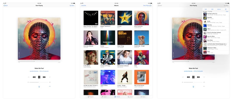 Apple updates iTunes Remote app for new iPad Pros