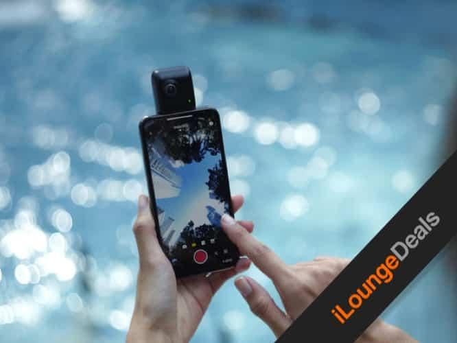 Daily Deal: Insta360 Nano S iPhone VR Camera