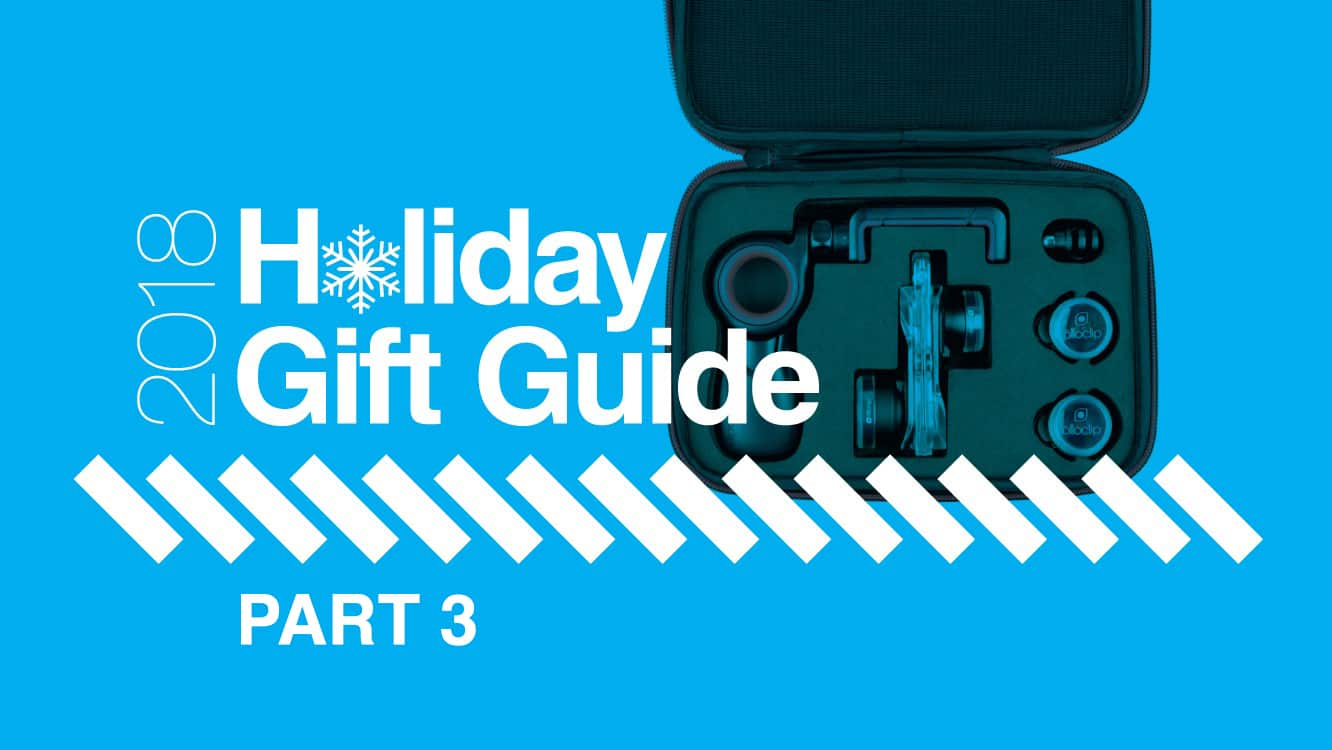 iLounge's 2018 Holiday Gift Guide, Part 3