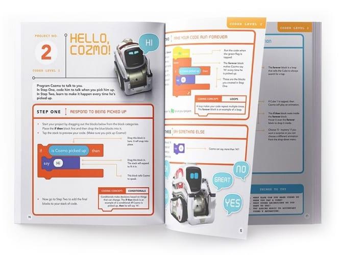 Anki Create with Cozmo Book