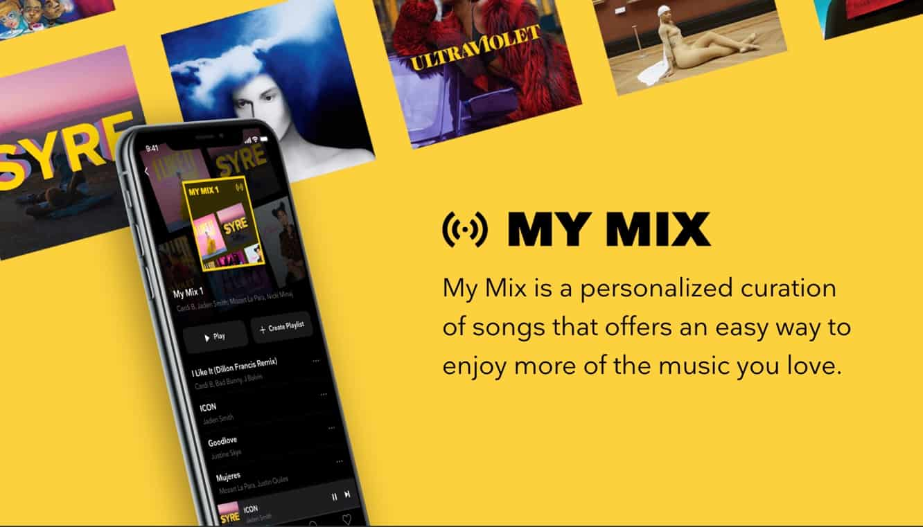 Tidal announces 'My Mix' alongside holiday offering of three months of premium service for $0.99