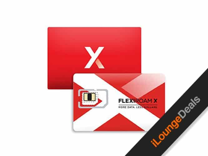 Daily Deal: Flexiroam Data Roaming Microchip 2 GB Starter Pack