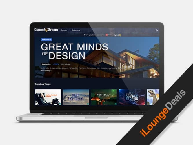 Daily Deal: CuriosityStream, Two Year Subscription