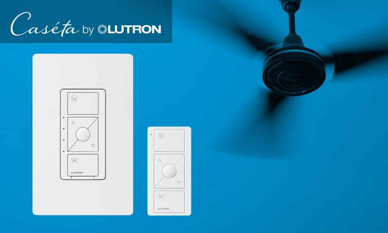 Lutron announces Fan Speed Control coming to Caseta Wireless
