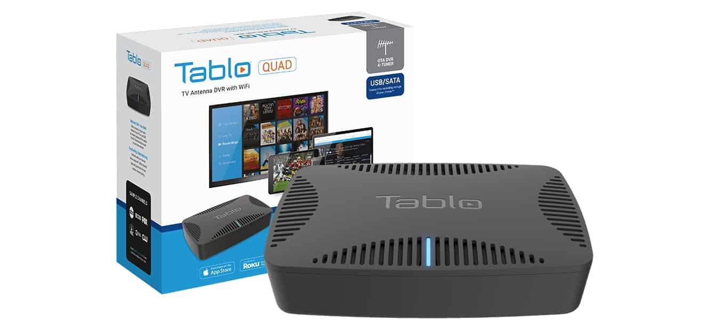 Nuvyyo announces Tablo Quad; Commercial Skipping coming to all Tablo OTA DVRs