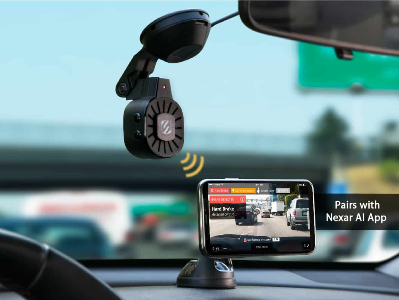 Scosche announces Full HD Dash Cam, powered by Nexar