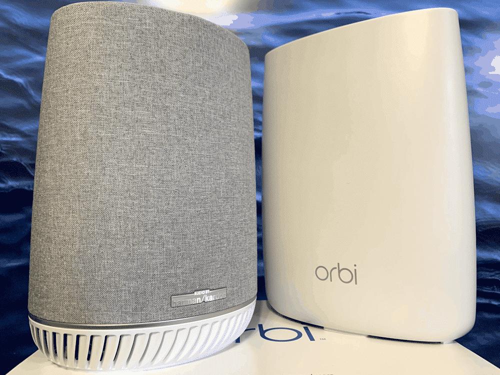 Netgear Orbi Voice - Tech Live News