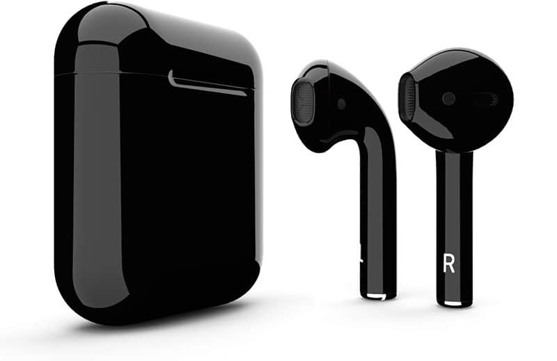 AirPods 2 come in black