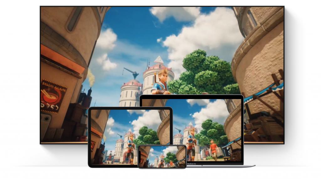 Apple Arcade Multi Screen