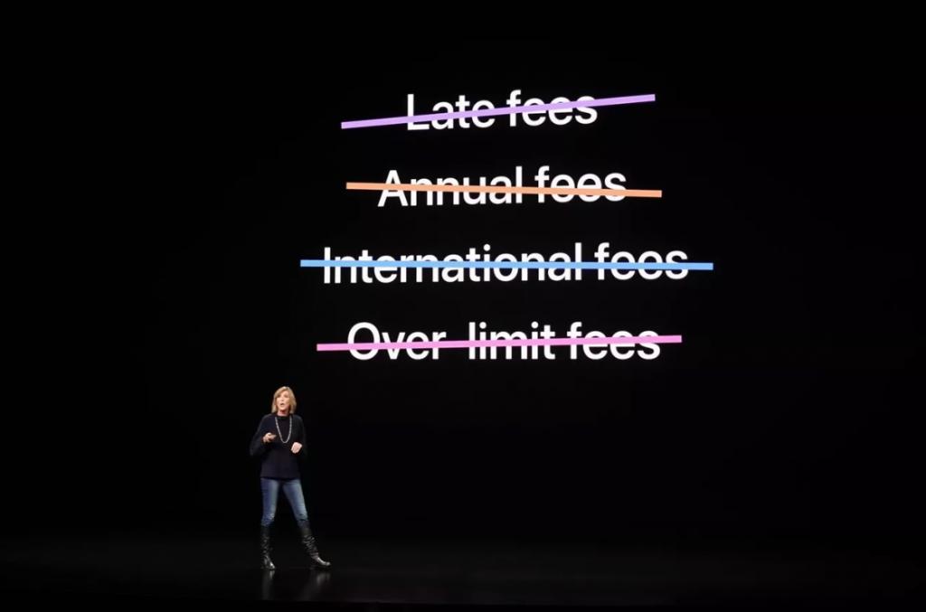 Apple Card No Fee