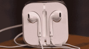 Apple EarPods and Apple Earphones