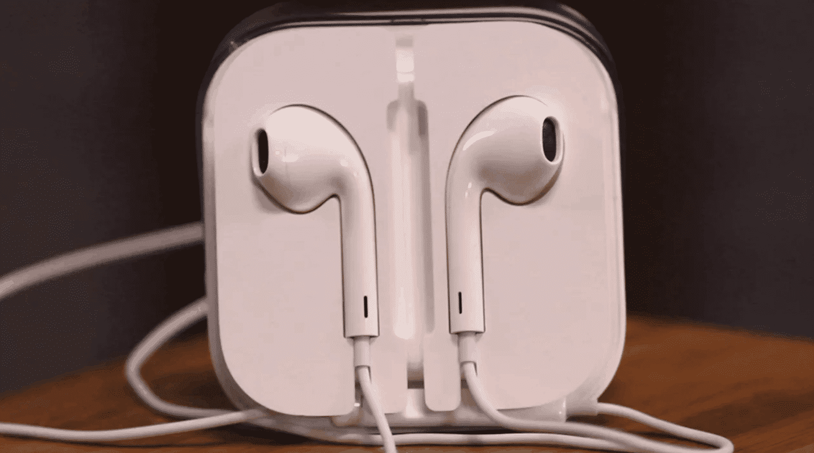 Apple EarPods and Apple Earphones