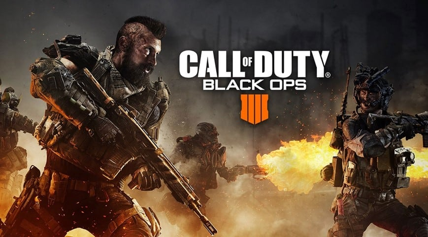CoD Call of Duty Black Ops 4