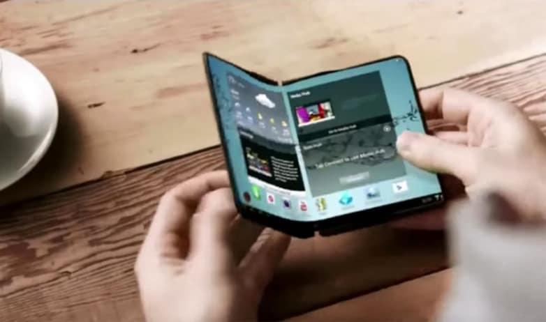 Cheap Foldable Device