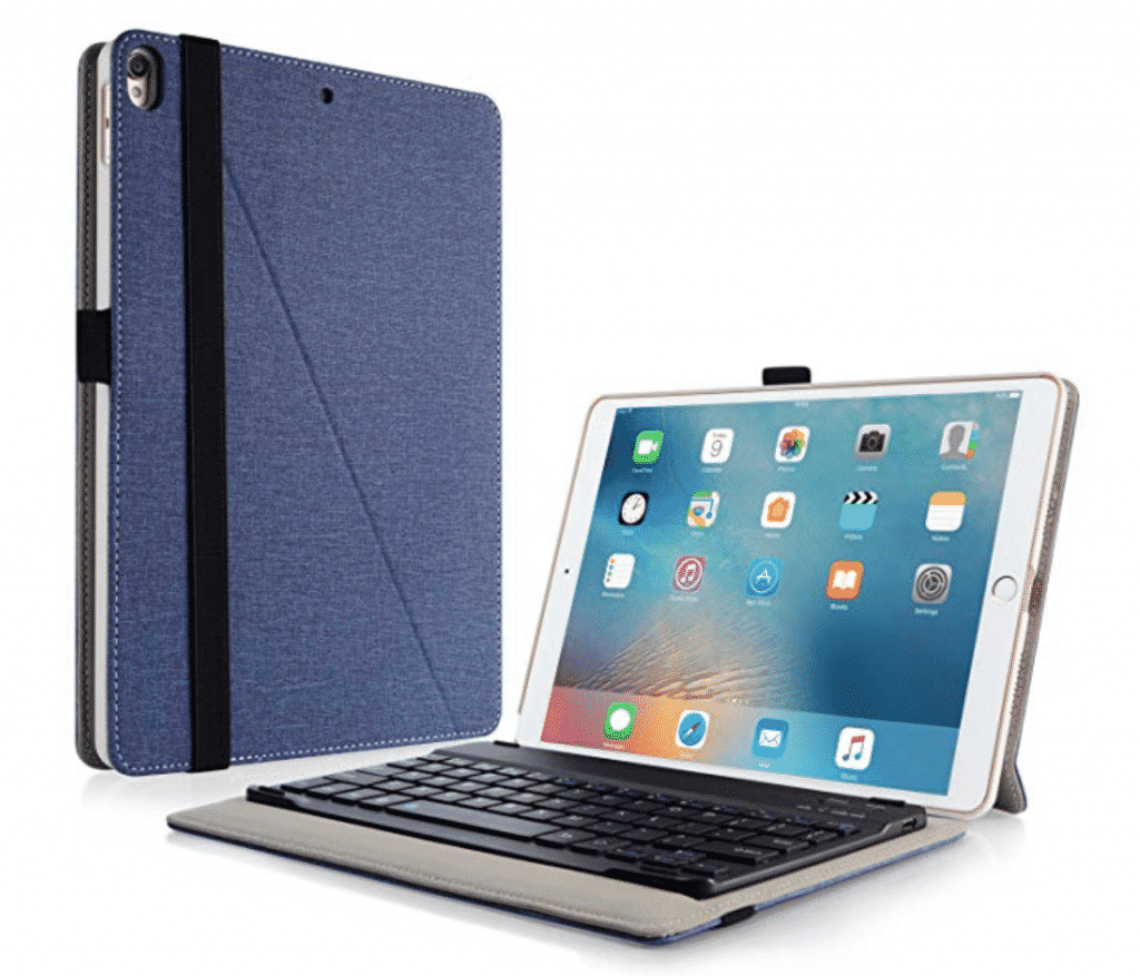 Infiland 10.5-inch iPad Air 2019 Keyboard Case