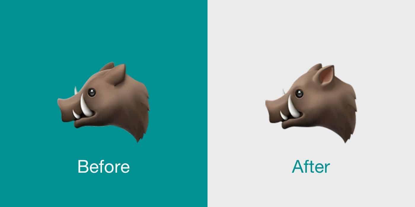 New Emojis in iOS 12.2 boar