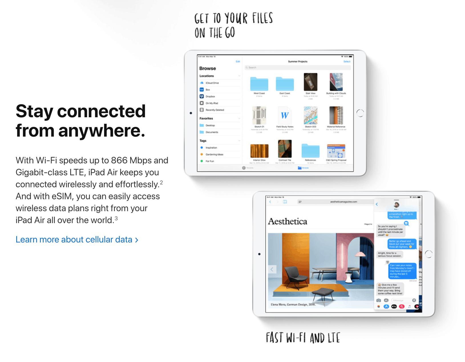 iPad Air Image 2