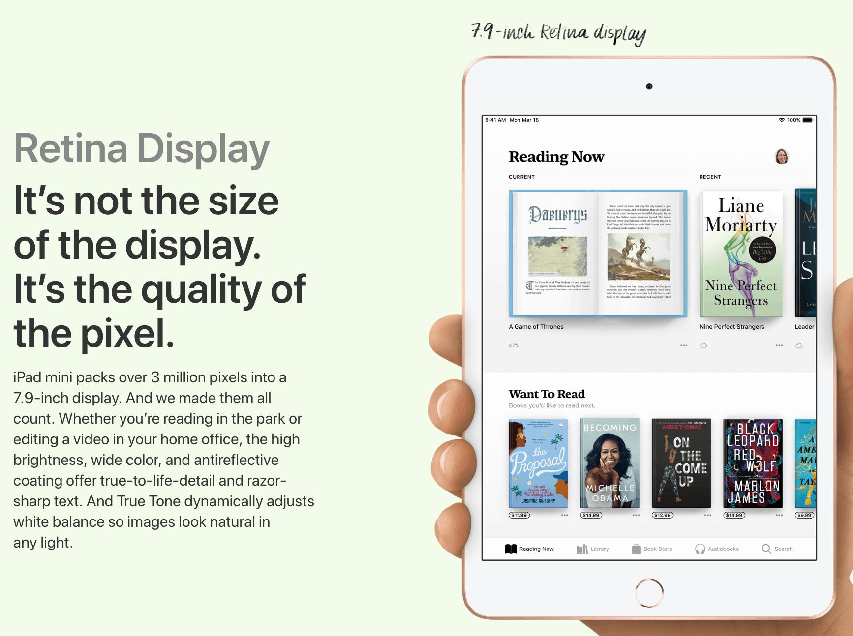 iPad Mini 5 Image 4