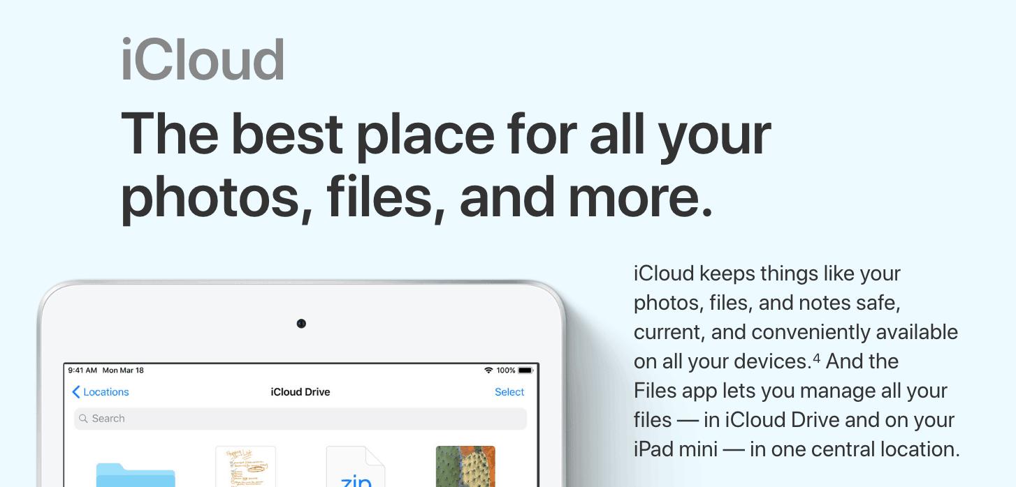 iPad Mini 5 Image 8