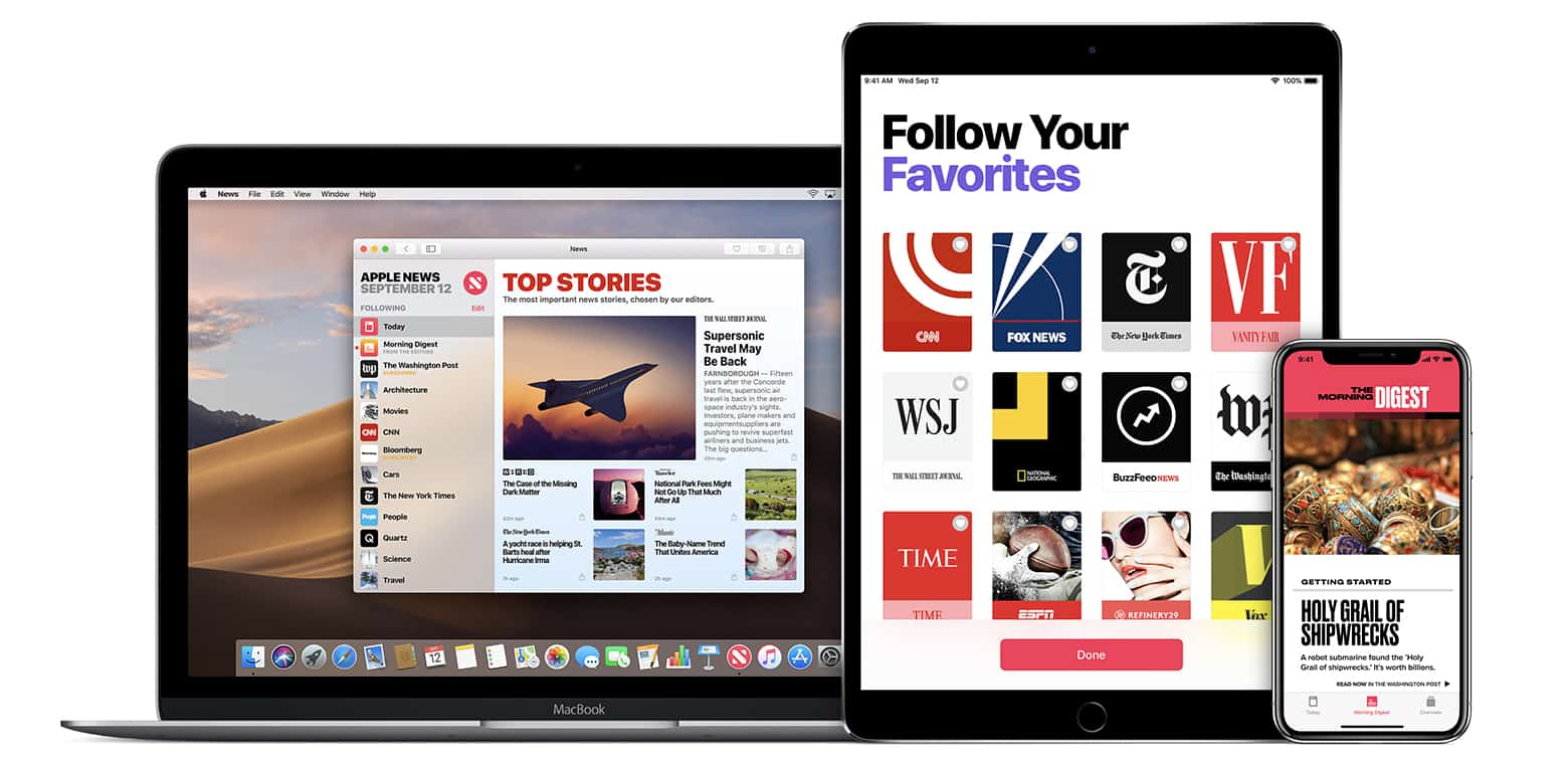 Apple News: Netflix for news