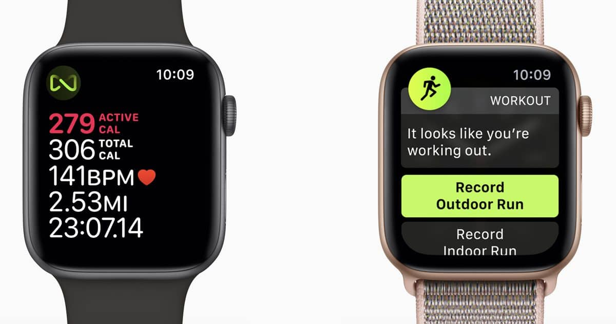 apple watchOS 5.2 features