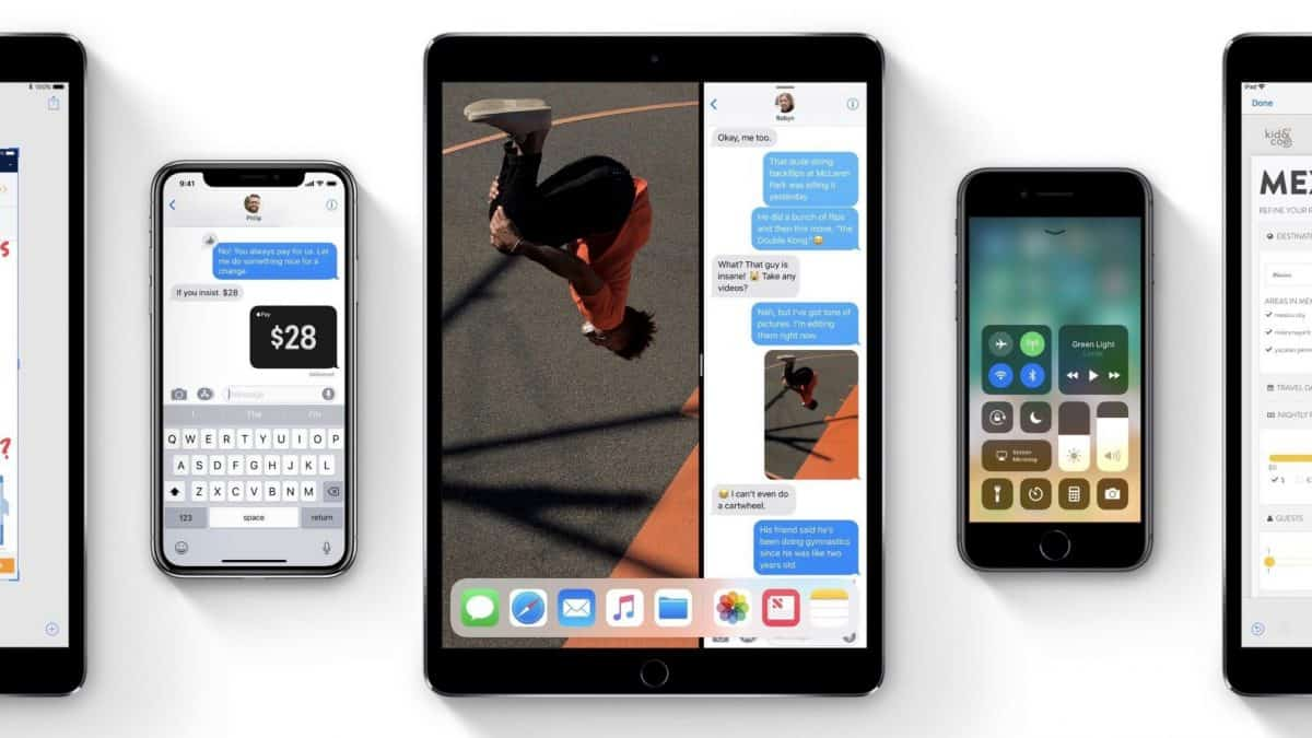 iOS 13 [For representational purpose]
