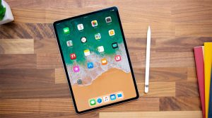 iPad Pro with 5G