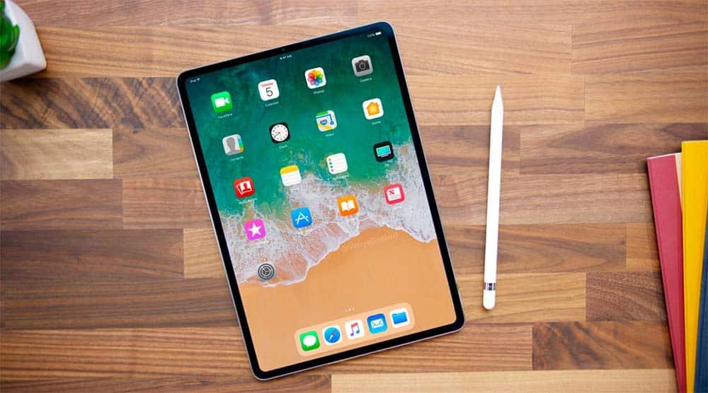 iPad Pro with 5G