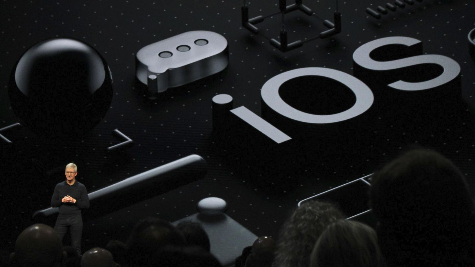iOS 13 will be unveiled at WWDC