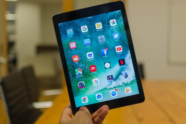 iPad 9.7 2018 [For representational purpose]