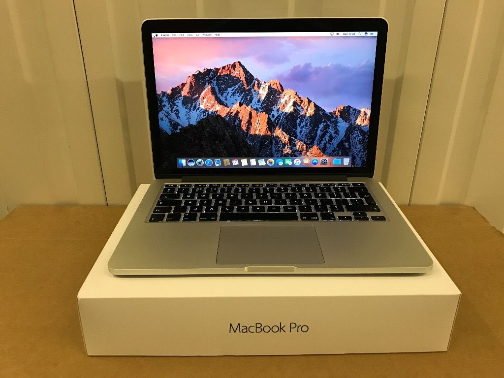 MacBook Pro 2015 can be found at the refurbished store