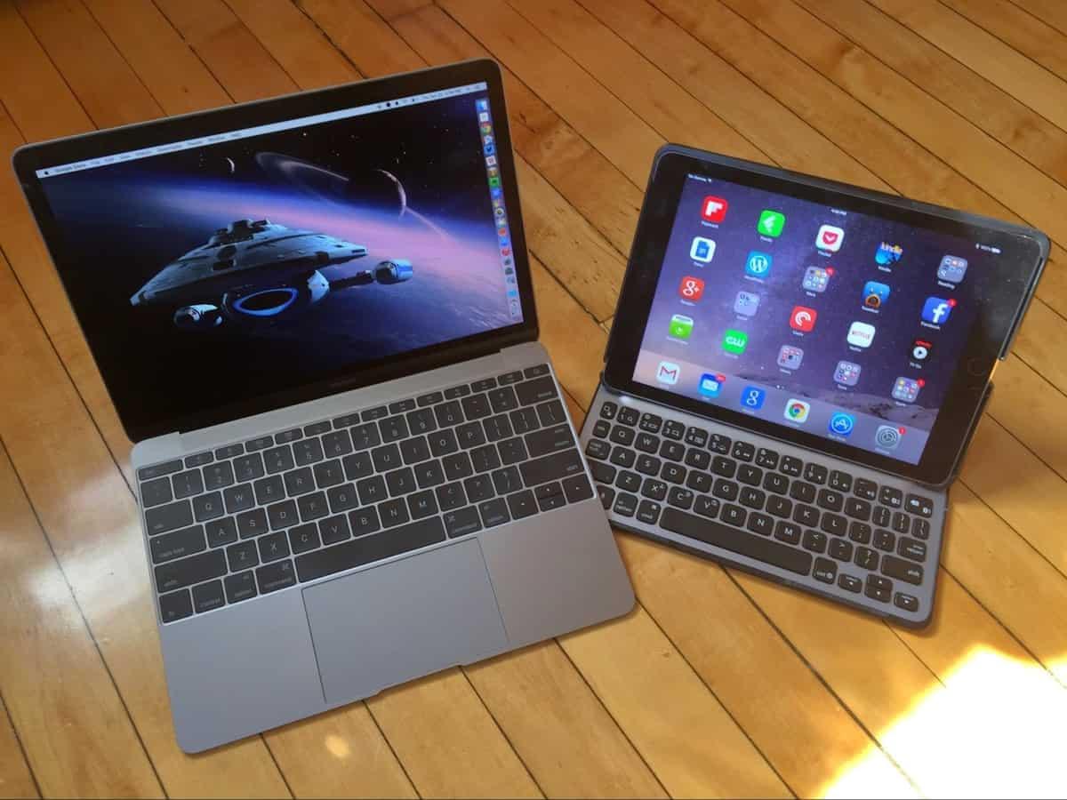 iPad vs MacBook