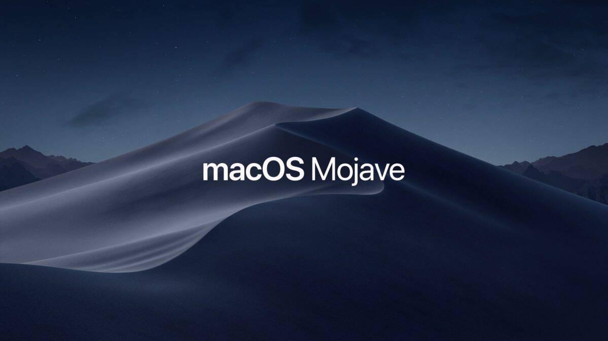 macOS Mojave Public Beta 4