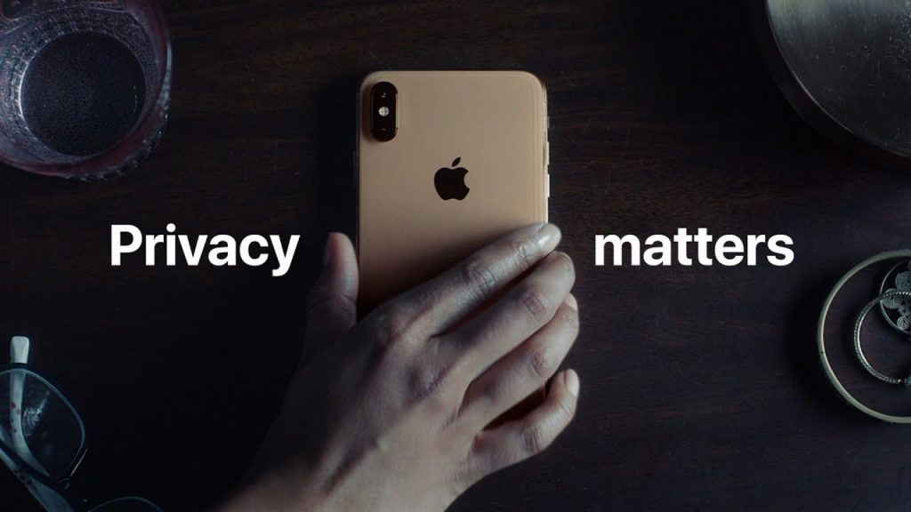 Privacy on iPhone