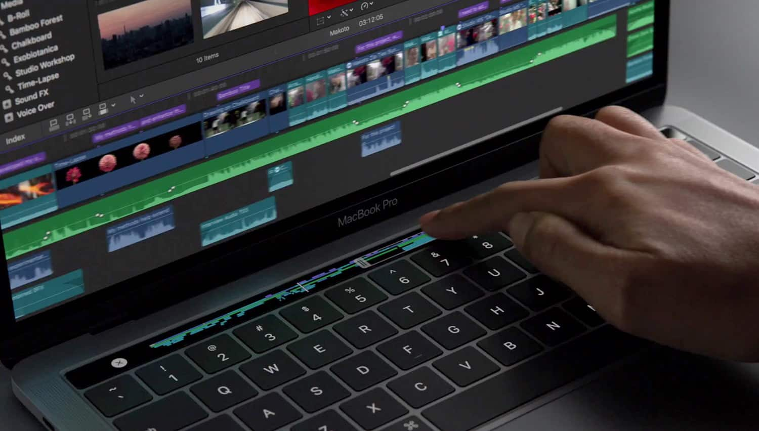 Apple should ditch the TouchBar on MacBook Pro