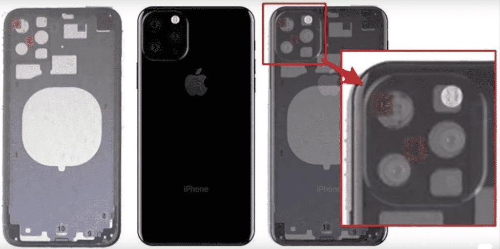 2019 iPhone XI leak