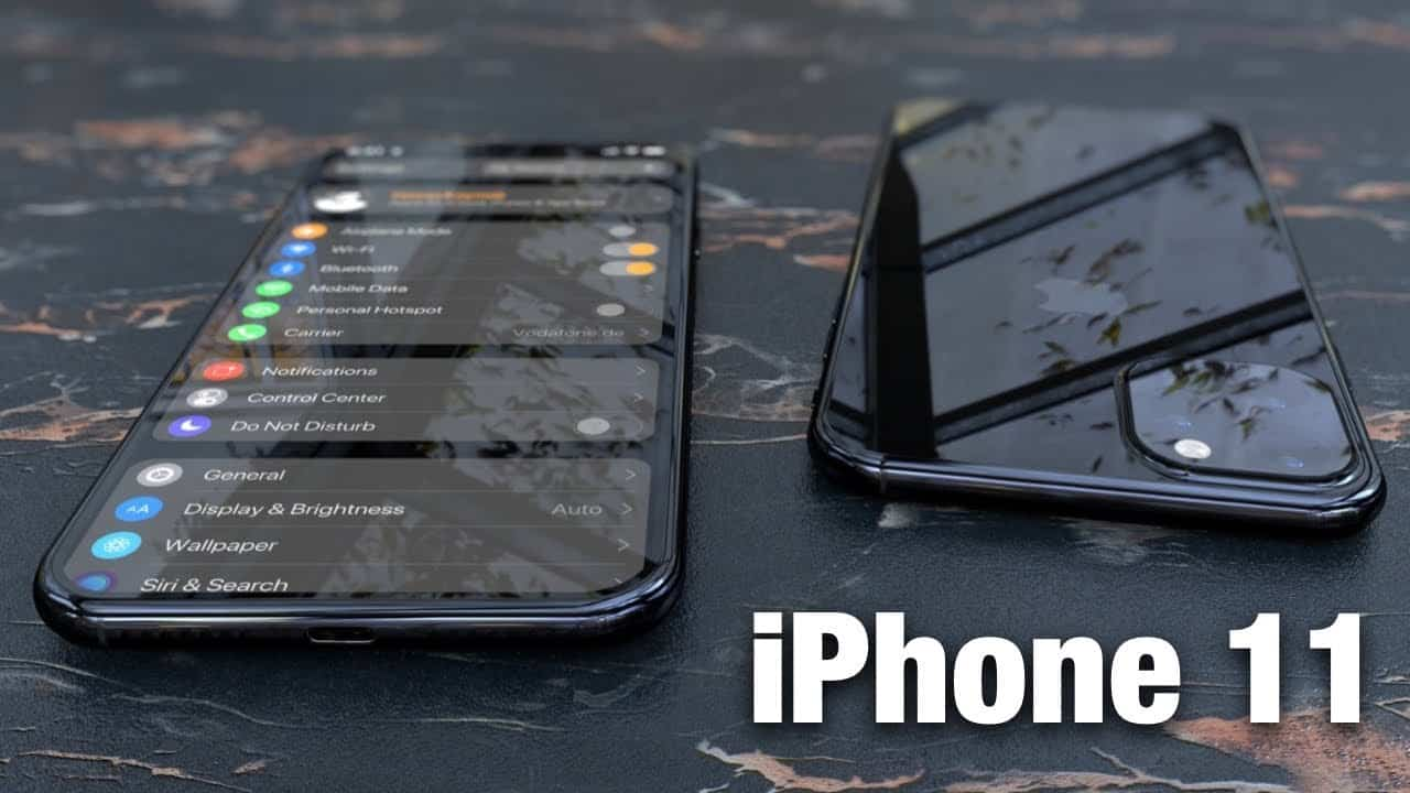 Could This Be The Official Design For The Iphone 11 Video