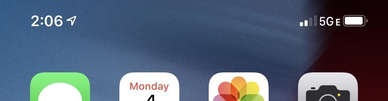 5ge iPhone