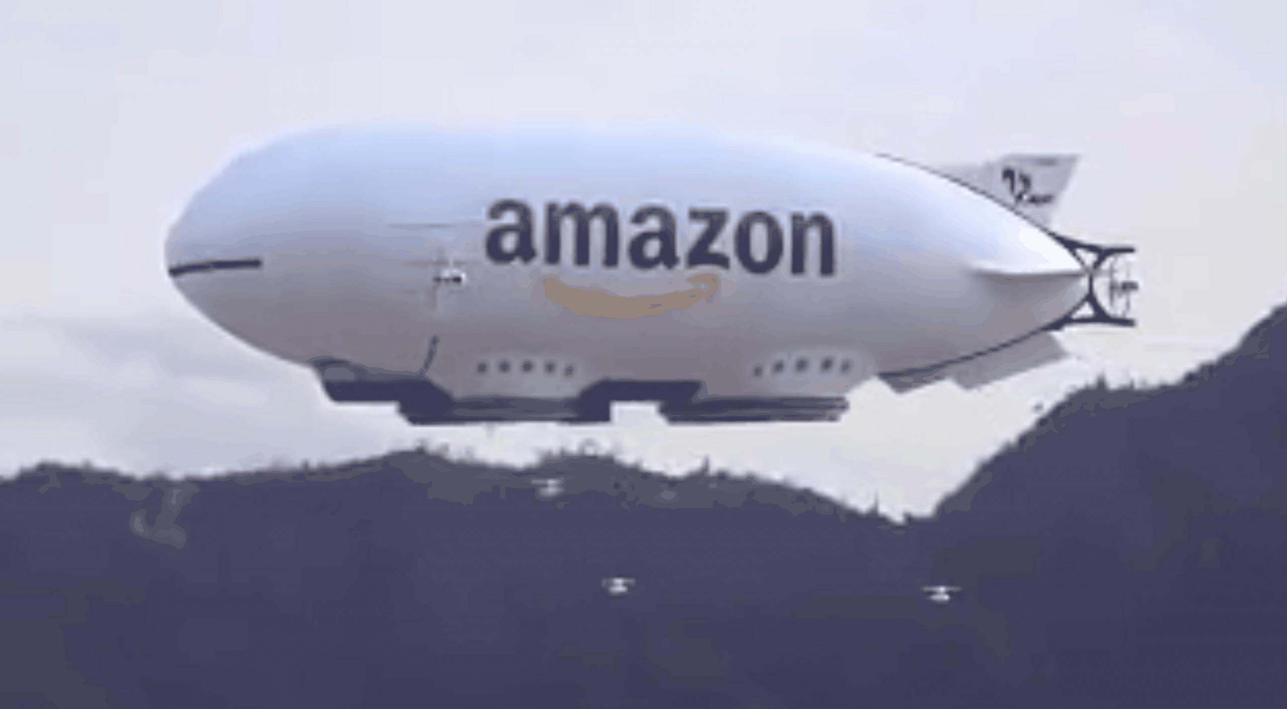 Amazon drone shipping