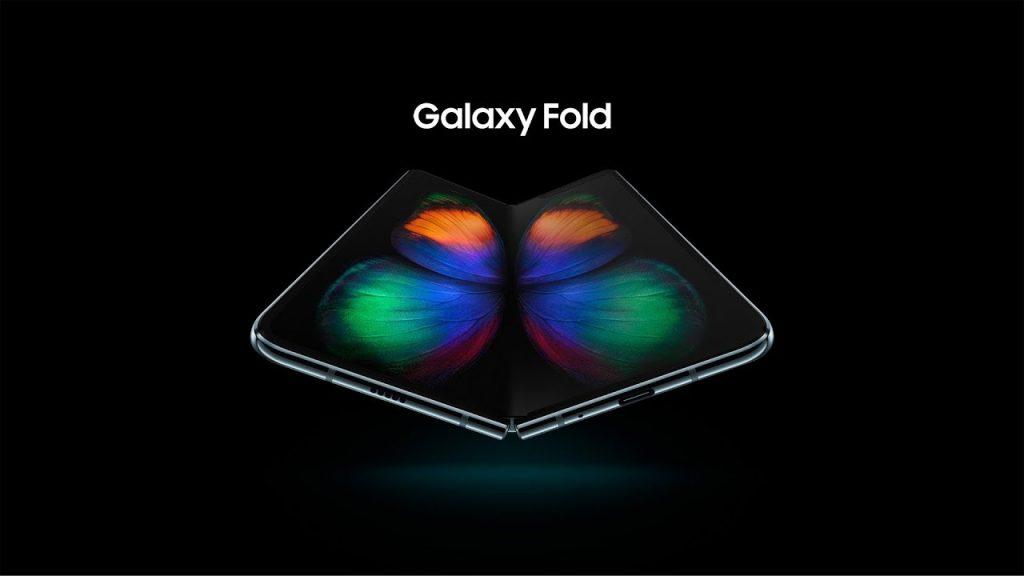 Galaxy Fold by Samsung
