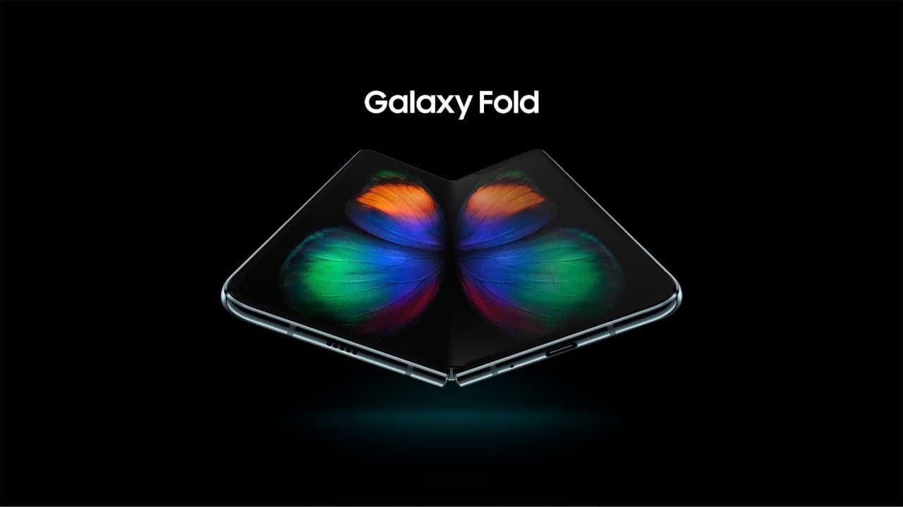 Galaxy Fold by Samsung