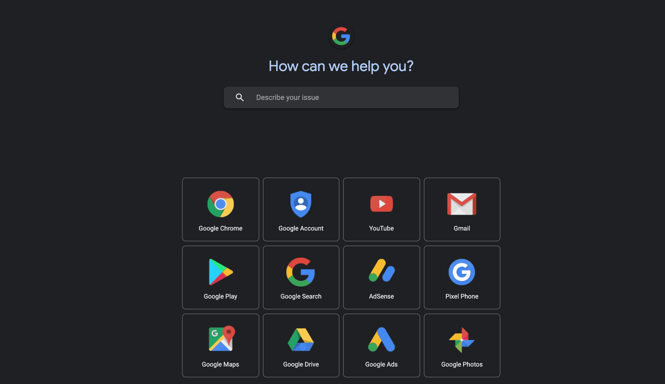 Google might be working on a Dark Mode for its Web Search