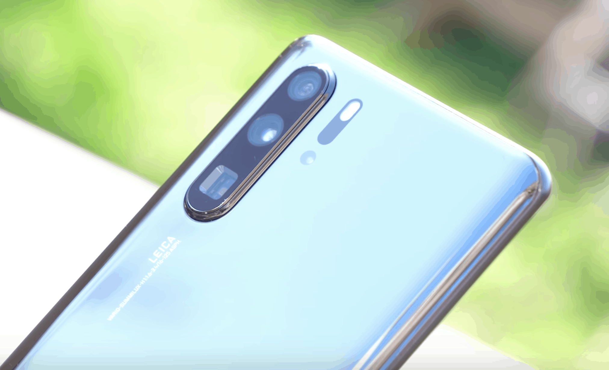 Huawei P30 Pro and iPhone 11 Camera