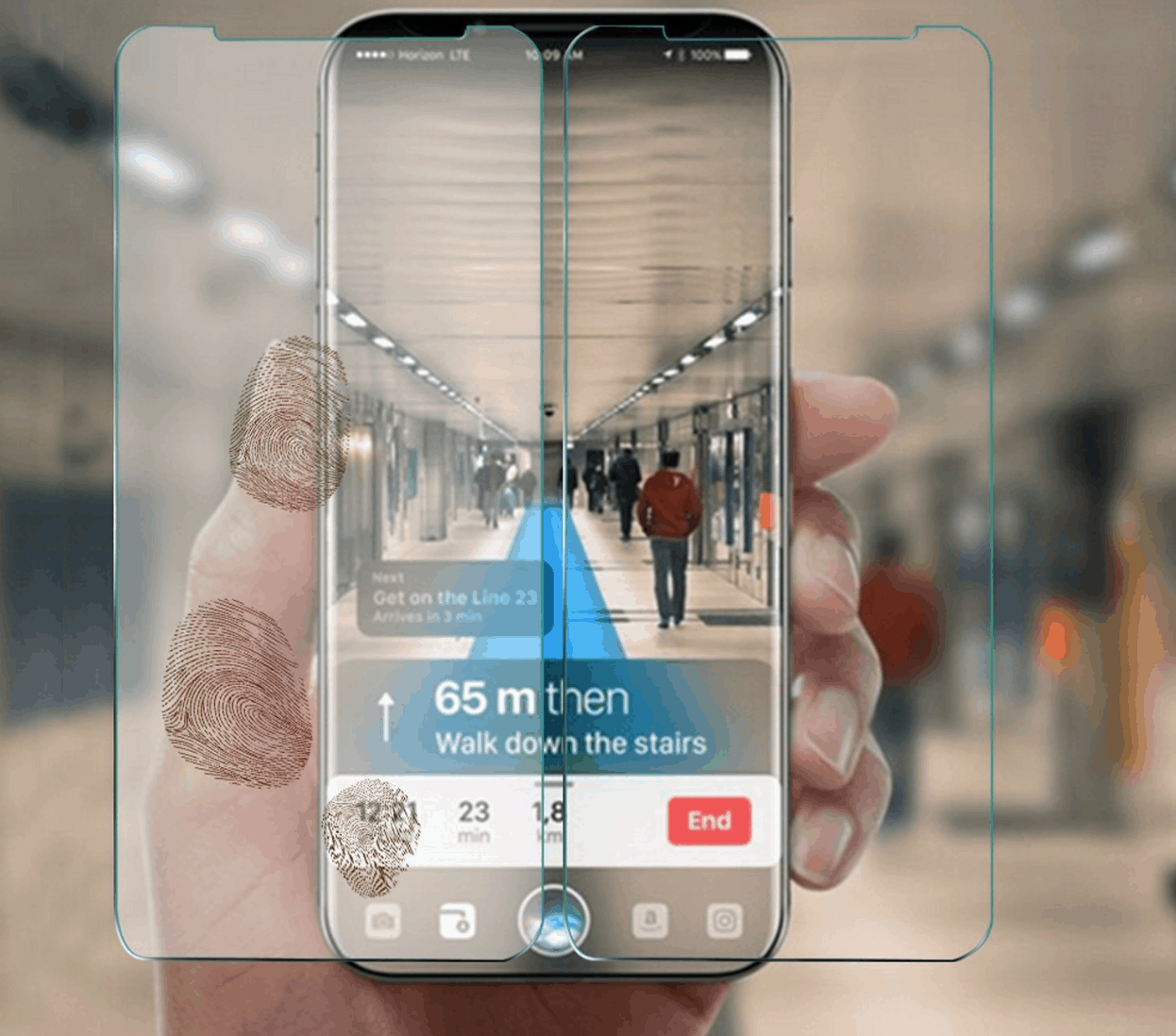 Why You Should Use A Tempered Glass Screen Protector on Your iPhone X / XS